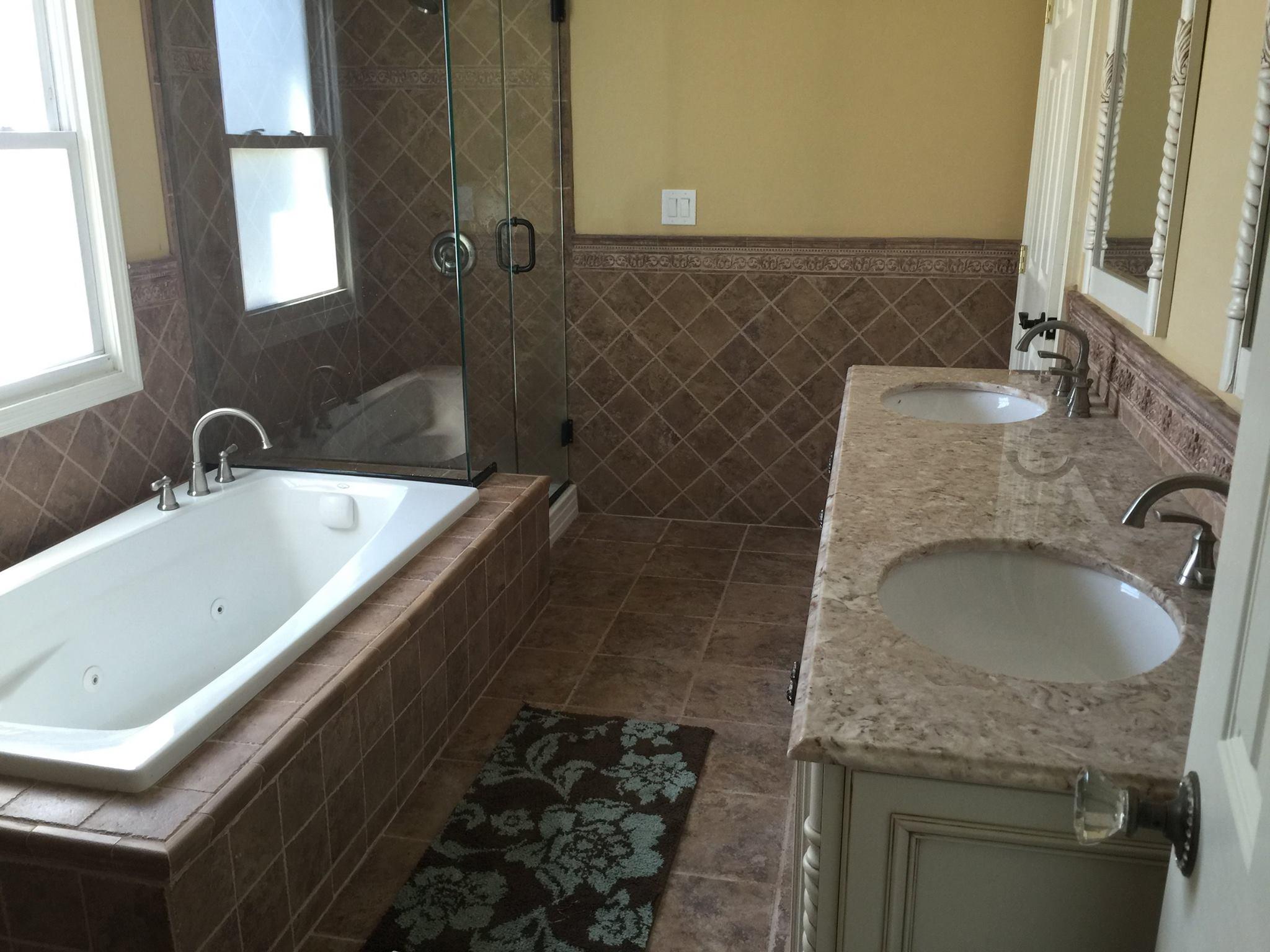 Bathroom renovation services portfolio ksa constructions for Bathroom renovation services